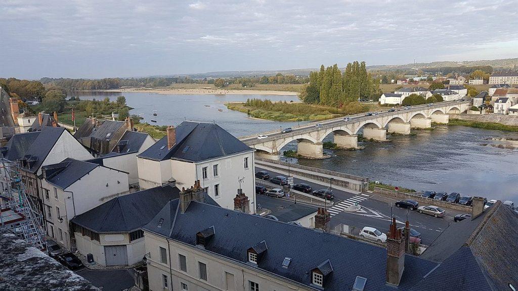Loire in Frankreich