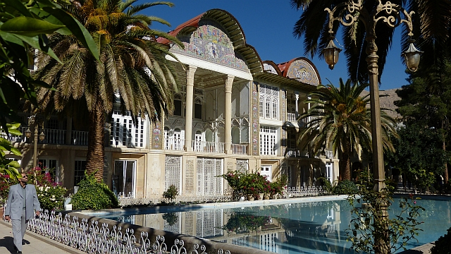 Garten in Shiraz