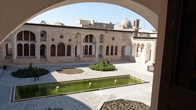 Häuser in Kashan, Iran