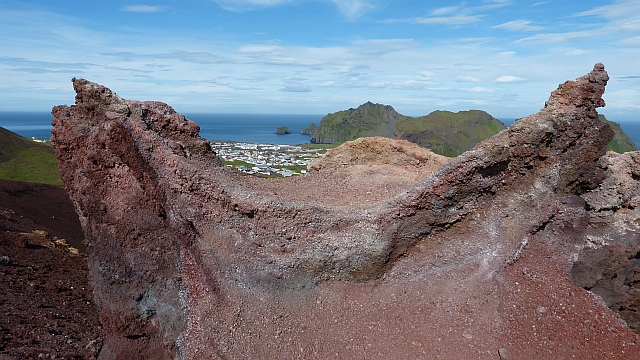 Westmännerinseln Island