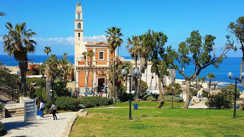 St. Peters Kirche in Jaffa
