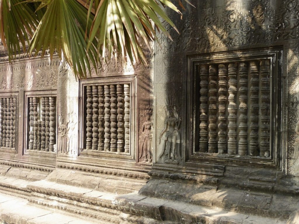 Fenster in Angkor War