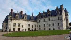 Schloss Amboise an der Loire