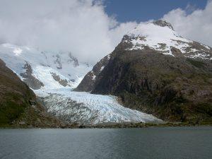 Glacier Allee südamerika