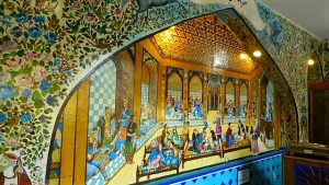 Restaurant in Isfahan