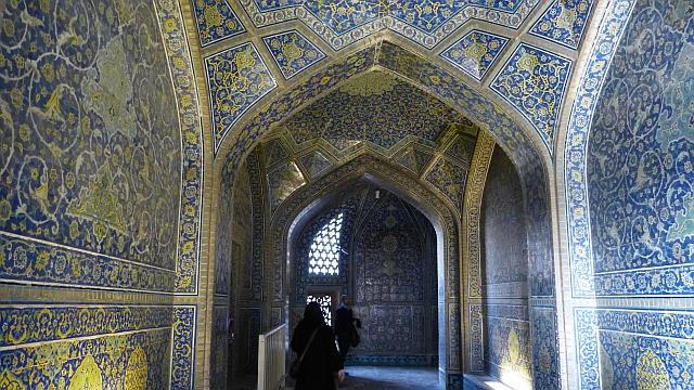Moschee in Isfahan, Iran