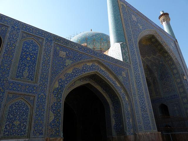 Moschee in Isfahan im Iran