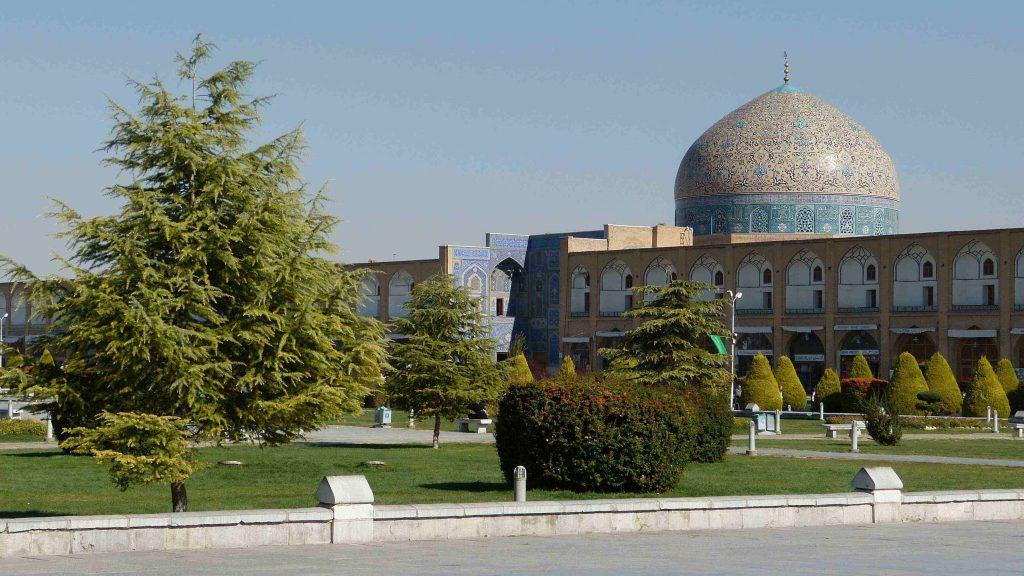 Moschee, Isfahan, Iran