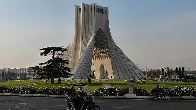 Freiheitsdenkmal in Teheran, Iran