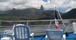 Marquesas Fähre
