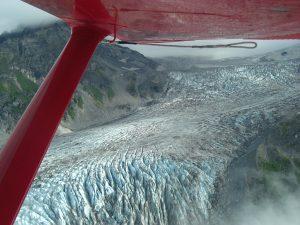 Alaska gletscher