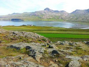 Elfental, Island