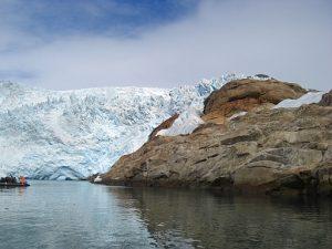 Gletscher auf Grönland