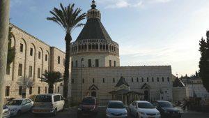 katholische Verkündigungskirche in Nazareth