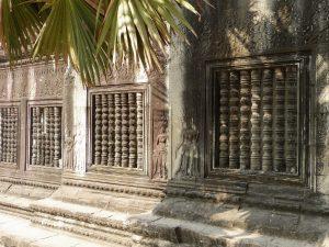 Fenster in Angkor War