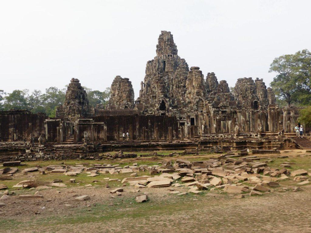 der Tempel Angkor Thom in Kambodscha