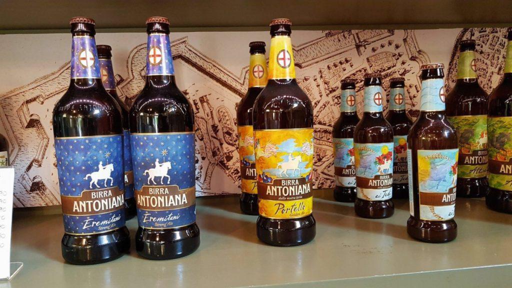Bier aus den Eugenischen Hügeln