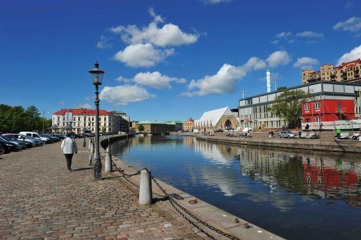 Bild aus Göteborg