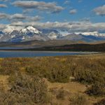 Das Bild zeigt eine Landschaft im Süden Chiles.