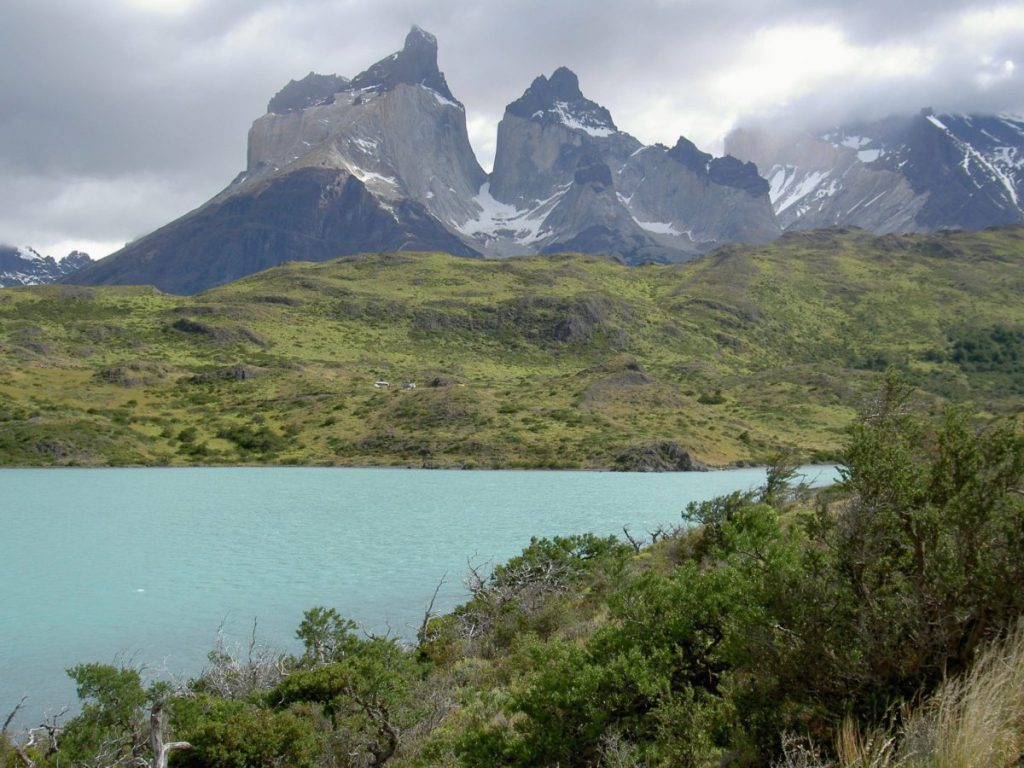 Der Nationalpark Torres del Paine in Chile