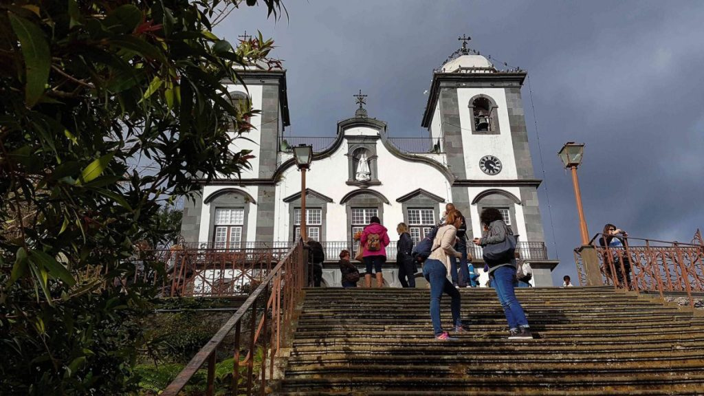 Wallfahrtskirche Nossa Senhora in Funchal, Madeira