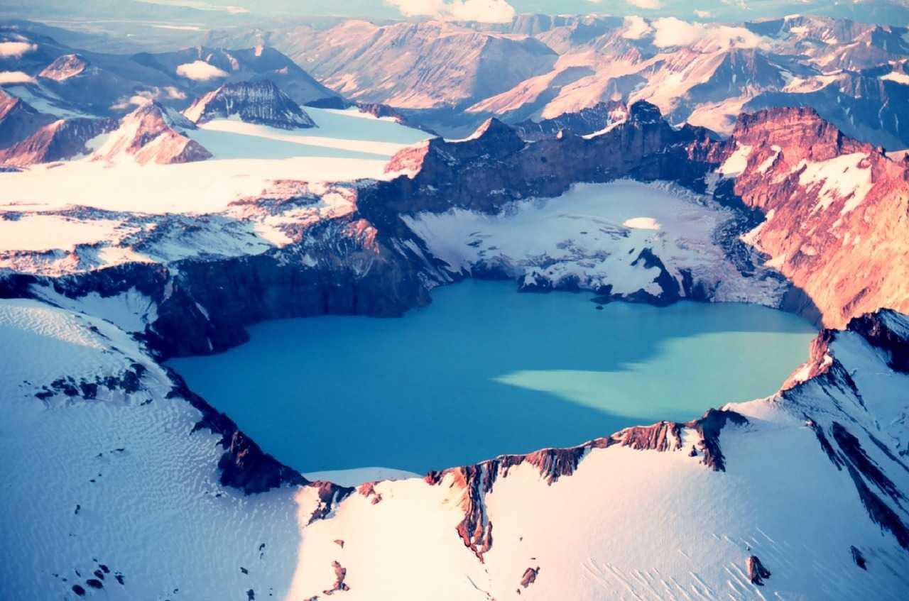 Vulkan in Alaska