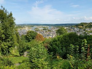 Honfleur ist ein kleiner Fischerort unweit von Le Havre.