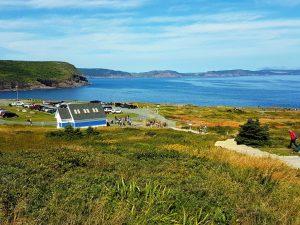 Landschaft bei Cape Spear unweit von St. John`s.