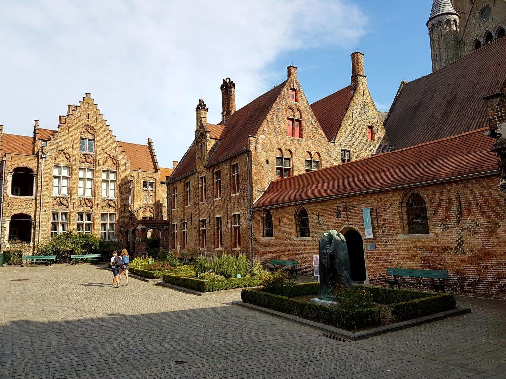 Das Sankt Jansspital in Brügge wurde noch 1978 als Krankenhaus genutzt.