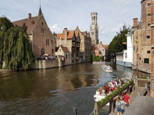 Die wunderbare Altstadt von Brügge