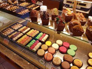 Macarons sind eine französische Spezialität