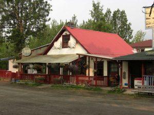 Der Saloon von Kennicott
