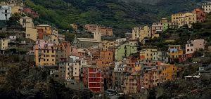 Die Cinque Terre an der Ligurischen Küste