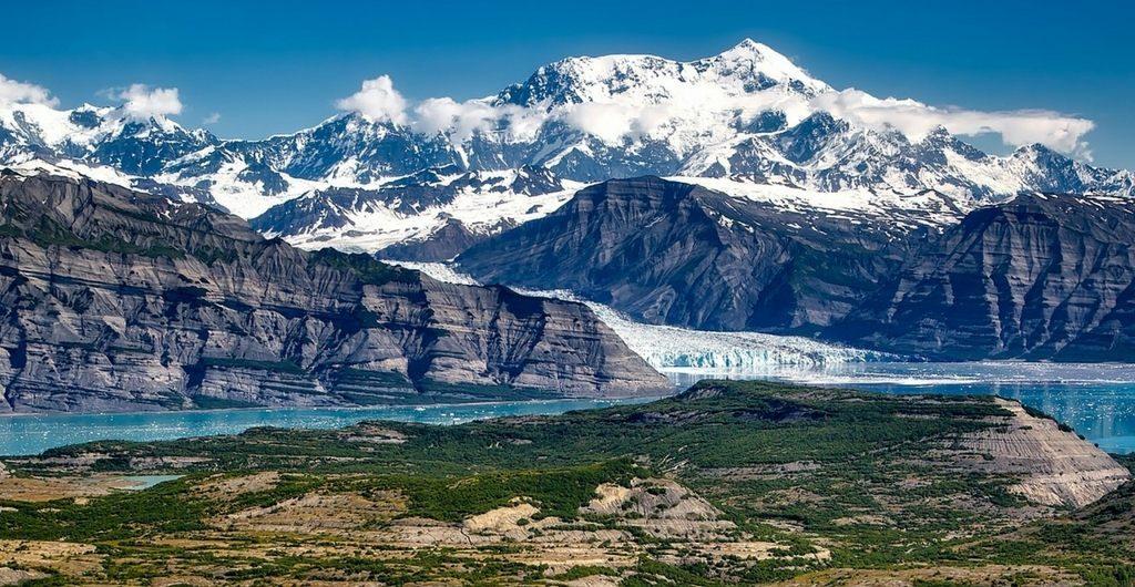 Der Wrangell-St. Elias Nationalpark in Alaska