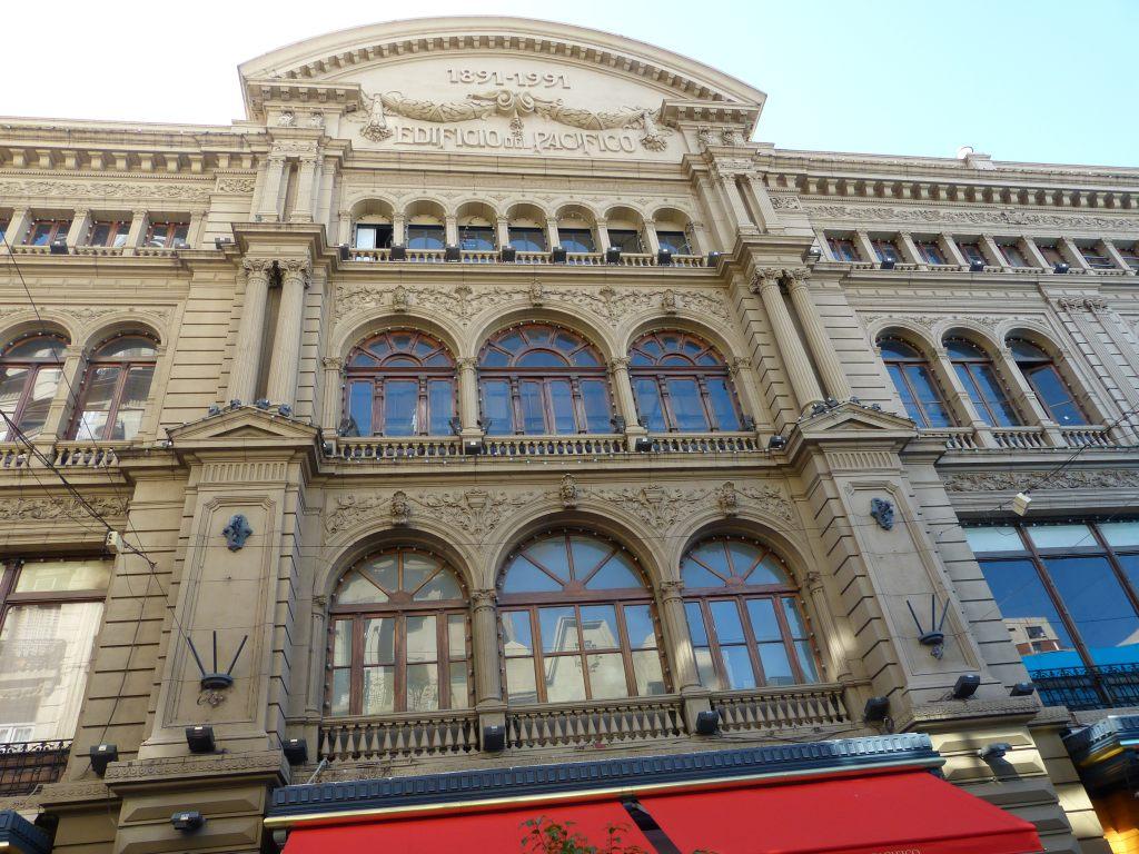 Einkaufszentrum Galerias Pacifico in Buenos Aires