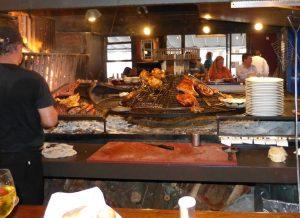 Grillvergnügen Asado in Buenos Aires
