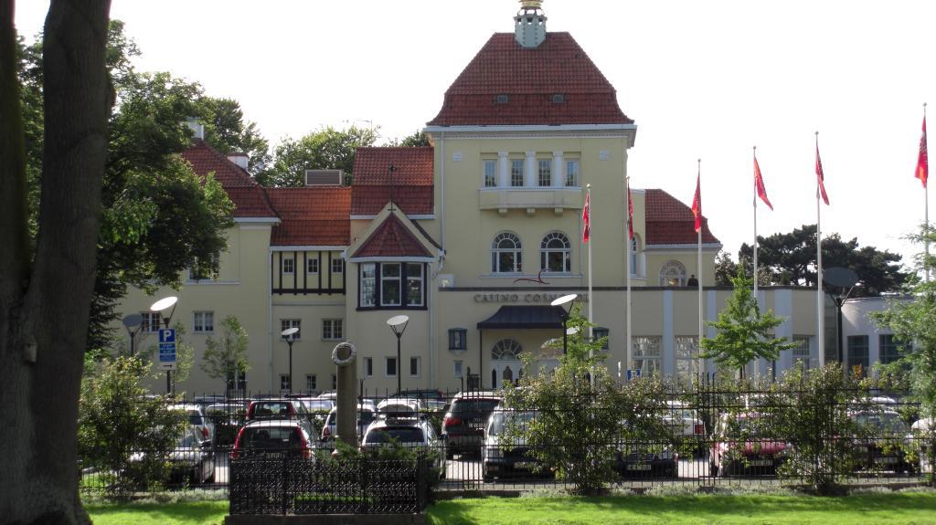 das Casino von Malmö in Schonen, Schweden
