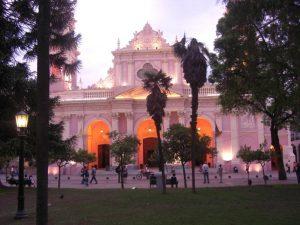 die Kathedrale von Salta