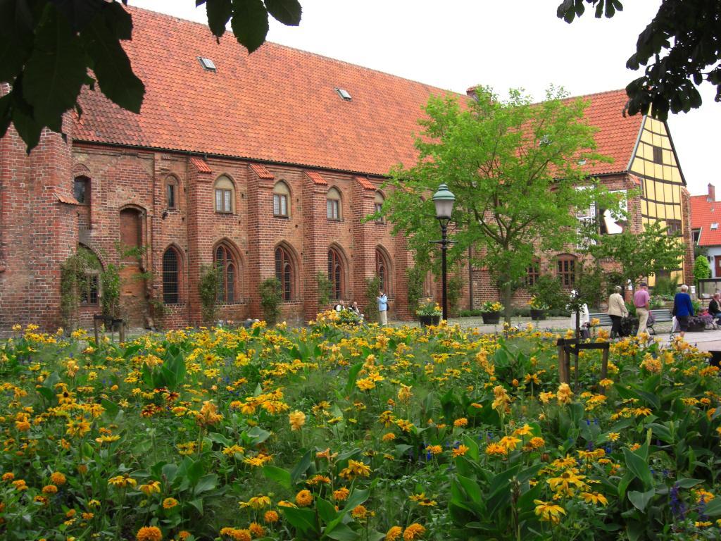 ehemaliges Franziskanerkloster in Ystad, Schonen, Schweden