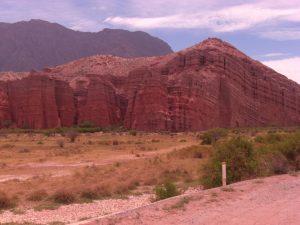 Berge im Nordwesten Argentiniens.