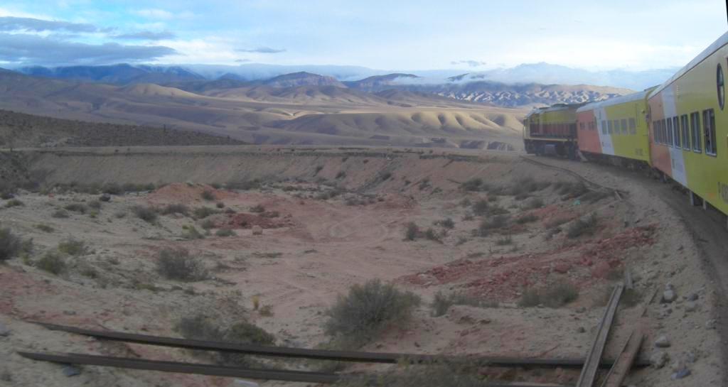 Tren a las Nubes im Nordwesten Argentiniens