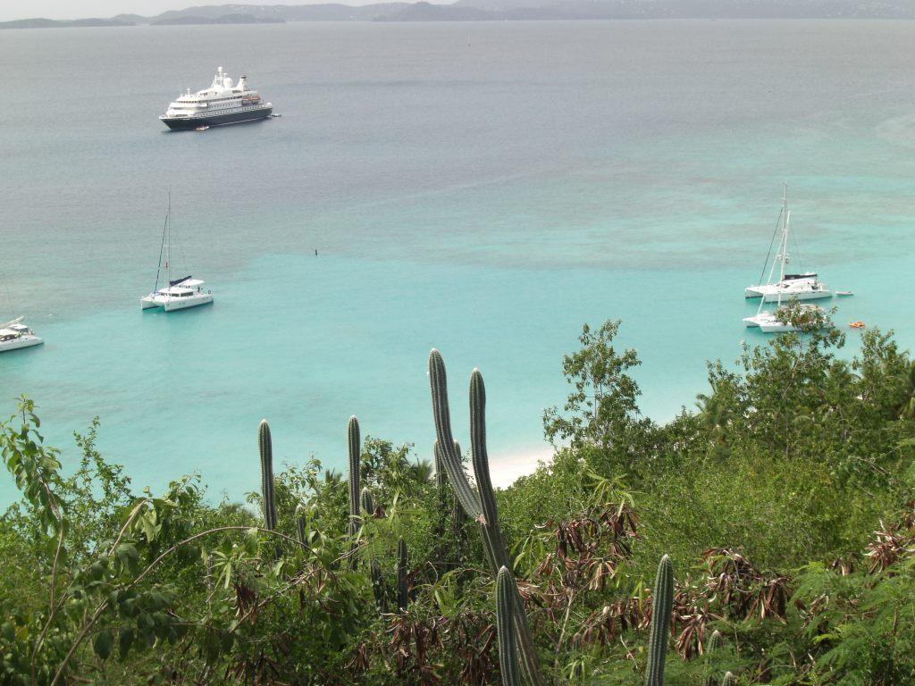 SeaDream-Schiffe in der Karibik