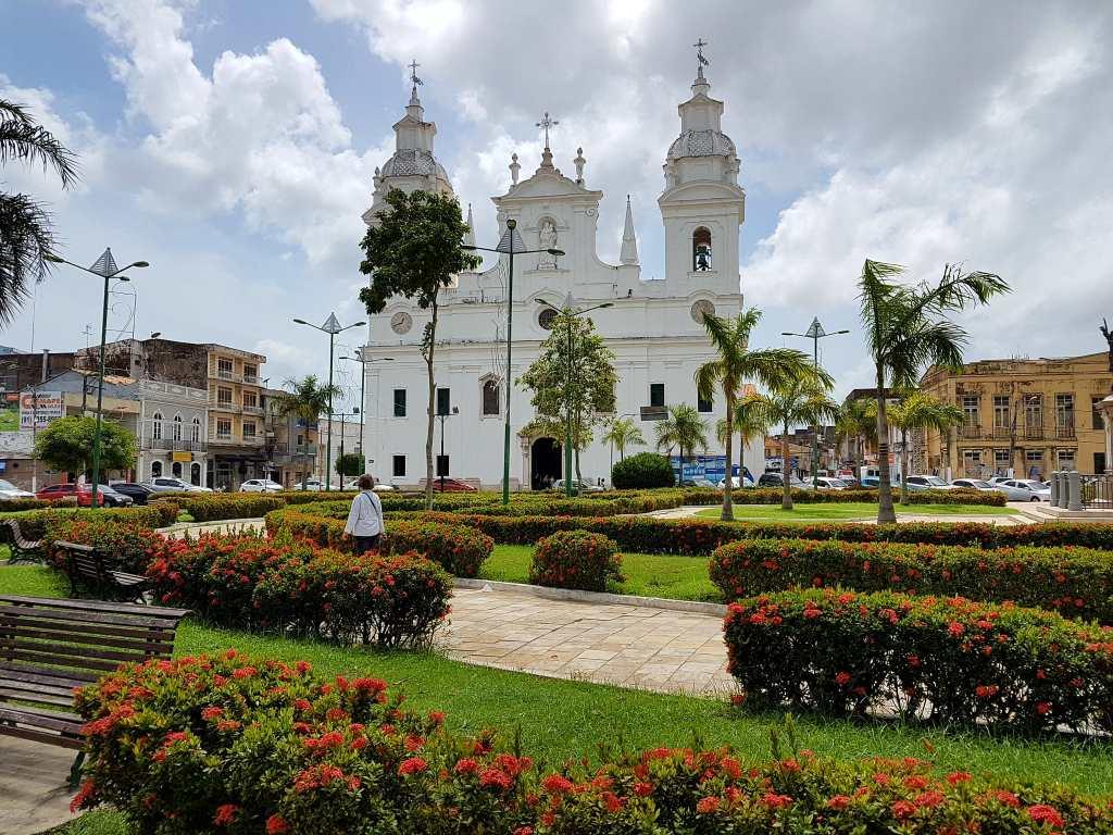 die Kathedrale im brasilianischen Belém
