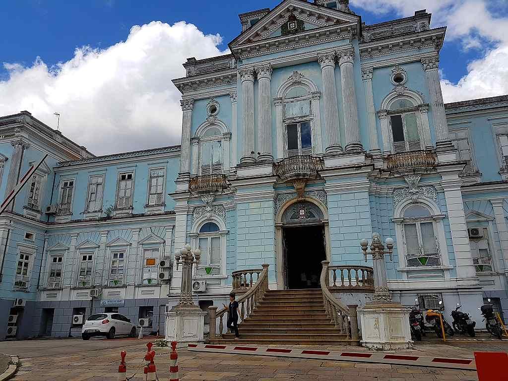 Krankenhaus von Manaus, Brasilien