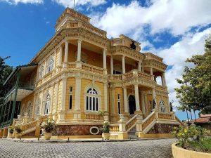 Palácio Rio Negro in Manaus, Brasilien