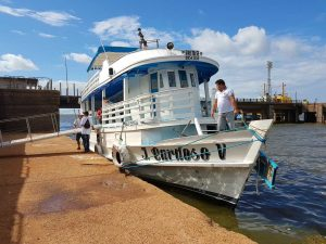 Amazonasschiff