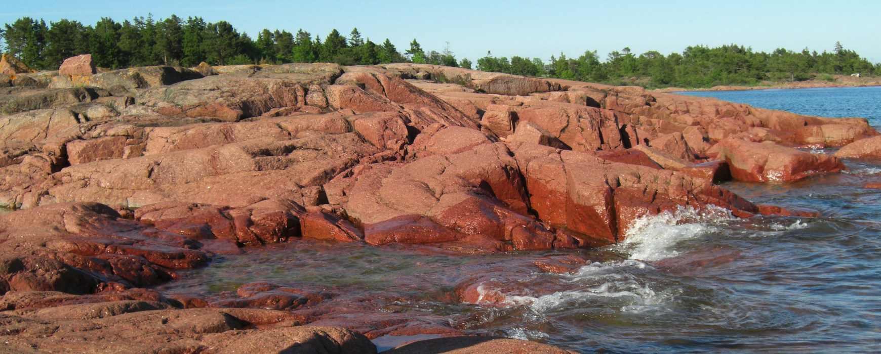 Insel im Archipel von Åland, dem Schärenparadies in der Ostsee