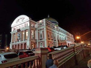 die Oper von Manaus