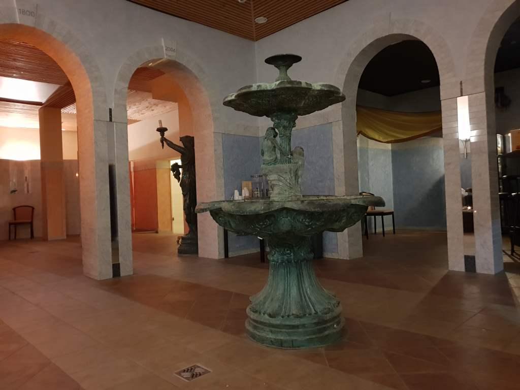 """die Wellness-Oase im Hotel """"Kaiserhof"""" in Bad Liebenstein, Thüringen."""