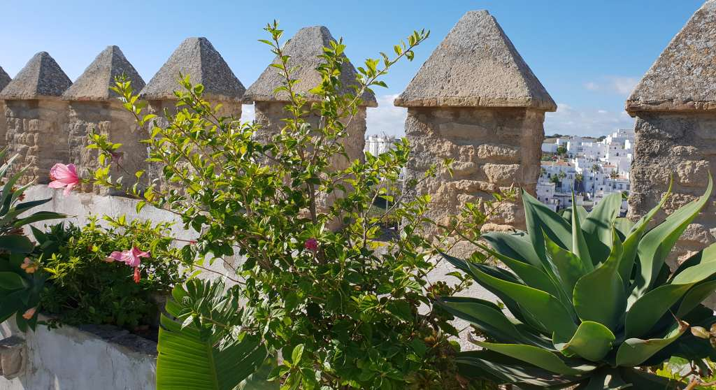Vejer de la Frontera im Hinterland der sonnenverwöhnten Costa de la Luz